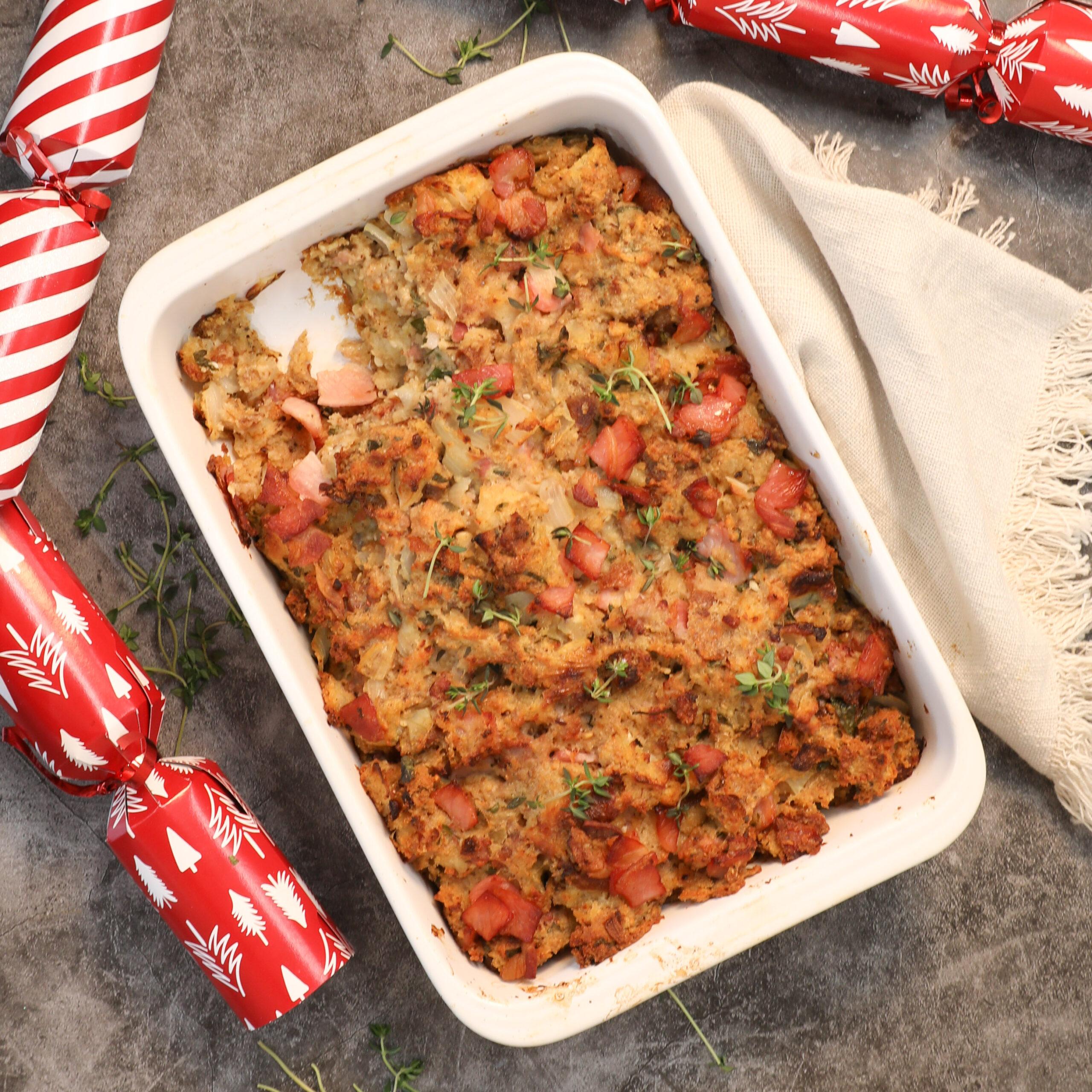 Sausage Stuffing Christmas